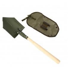 Лопата с чехлом складная американская