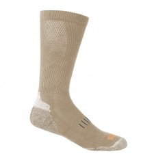 "Носки тактические ""5.11 Tactical Year Round OTC Sock"" Coyote"