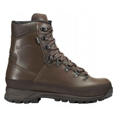 "Ботинки горные ""Lowa Mountain GTX"" Dark Brown"