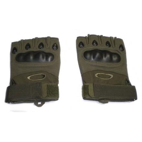 Перчатки тактические (беспалые) Olive
