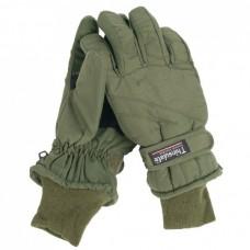 Перчатки с Thinsulate