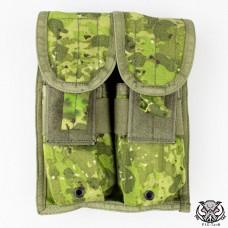 """Подсумок для магазинов AK/M4 MOLLE """"RMCP"""" (Rifle Mag`s Covered Pouch)"""