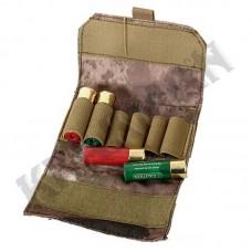 Патронташ для 6-ти патронов 12 кал. A-TACS