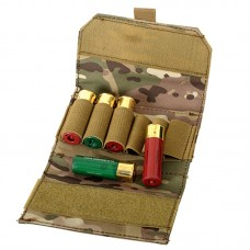 Патронташ для 6-ти патронов 12 кал. Multicam