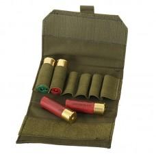 Патронташ для 6-ти патронов 12 кал. Olive