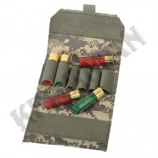 Патронташ для 6-ти патронов 12 кал. Universal Camo
