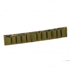 Патронташ на пояс для 12 патронов 12 кал. Digital Woodland