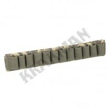 Патронташ на пояс для 12 патронов 12 кал. Universal Camo