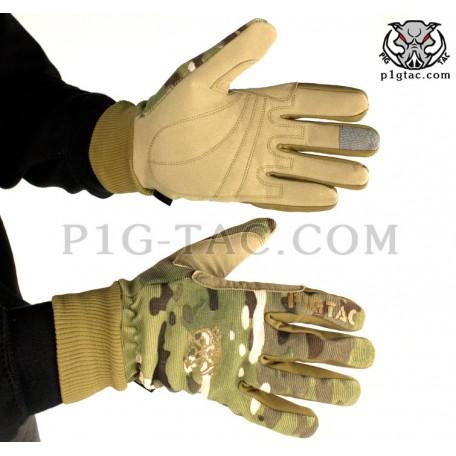 """Перчатки полевые демисезонные """"MPG"""" (Mount Patrol Gloves) Multicam"""