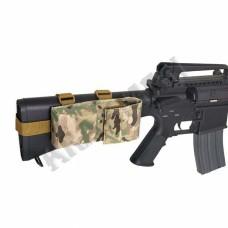 Подсумок для магазина M4/M15/M16 на приклад Multicam