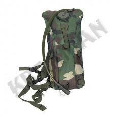 Тактический рюкзак-гидратор Woodland