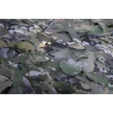 Сетка военная маскировочная на сетевой основе (3x3м)