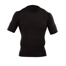 """Футболка тактическая с коротким рукавом """"5.11 Tactical Tight Crew Short Sleeve Shirt"""" Black"""