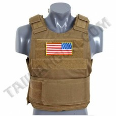 Жилет PT Tactical Body Armor Coyote