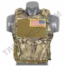 Жилет PT Tactical Body Armor Multicam