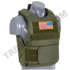 Жилет PT Tactical Body Armor Olive