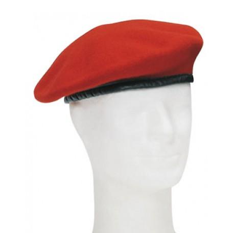 Берет егерский Бундесвер Red