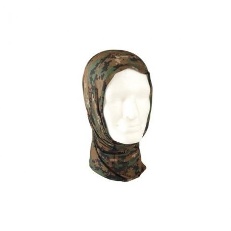 Мультифункциональный головной убор Buff (Бафф) Digital Woodland