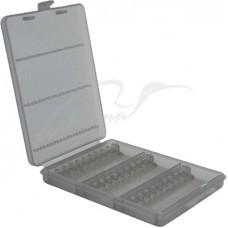 Коробка MTM Ammo Wallet для патронов 17 HMR; 22WMR; 22LR на 30 патронов ц:дымчатый