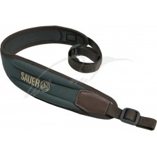 Ремень ружейный Sauer ERGO Rest. Цвет - зеленый