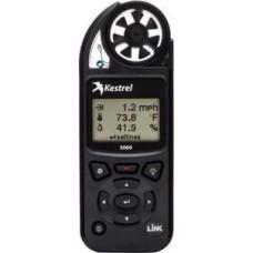 Метеостанция Kestrel 5000 Bluetooth. Цвет - Black (черный)