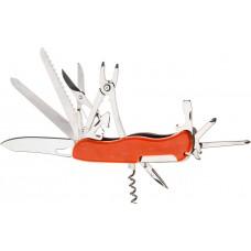 Нож PARTNER HH082014110. 13 инструментов orange