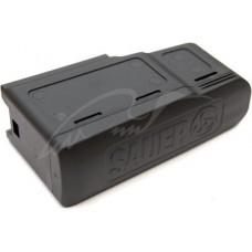 Магазин для карабина Sauer S 101 кал. 30-06 /270Win/ 9,3x62/ 7x64. Повышенная емкость -  5 патронов.