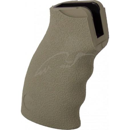 Рукоятка пистолетная Ergo FLAT TOP GRIP для AR15 ц:песочный
