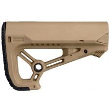 Приклад FAB Defense GL-CORE CP без трубы. Цвет - песочный