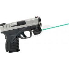 Целеуказатель LaserMax MICRO II на планку Picatinny/Weaver зеленый