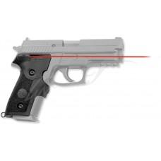 Лазерный целеуказатель Crimson Trace LG-429 на рукоять для SIG SAUER P229. Цвет - Красный