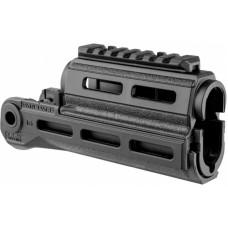 Цевье FAB Defense VANGUARD для АК 47/74. Цвет - черный