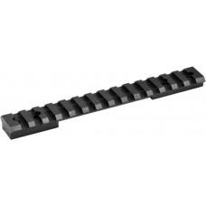 Планка Warne Maxima M668M для карабинов Savage Short Action Non Accu-Trigger. Материал - сталь