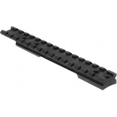Планка Nightforce X-Treme Duty для Remington 700 Short Action. 20 MOA. Пикатинни. Сталь