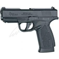 Пистолет пневматический ASG Bersa BP9CC Blowback!. Корпус - пластик