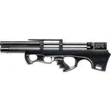 Винтовка пневматическая Raptor 3 Compact Plus PCP кал. 4,5 мм. Цвет - черный (чехол в комплекте)