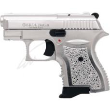 Пистолет стартовый EKOL BOTAN кал. 9мм. Цвет - белый