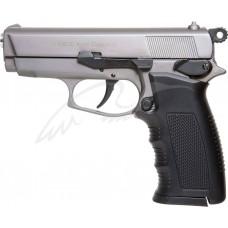 Пистолет стартовый EKOL ARAS COMPACT кал. 9мм. Цвет - серый