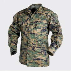 Китель USMC - NyCo Twill Digital Woodland