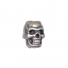 M-Tac бусина Skull Stopper Metal Brushed