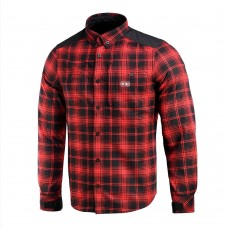 M-Tac рубашка Redneck Shirt Red/Black