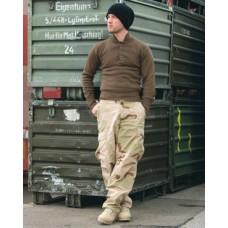 Полевые брюки Mil-Tec BDU US (TR) 3color desert