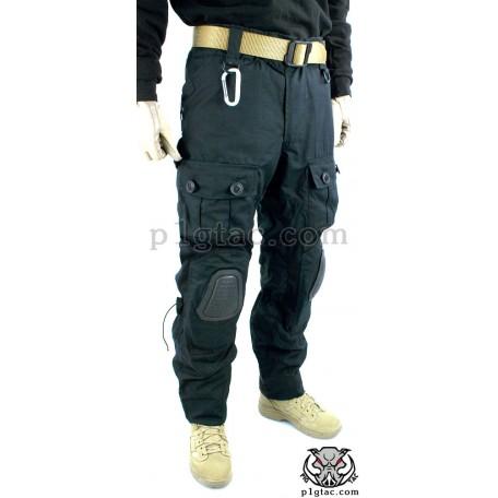"""Полевые военные брюки """"MABUTA Mk-2"""" (Hot Weather Field Pants) Black"""