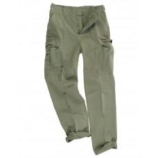Военные брюки BDU US (искусственно состаренные) Olive