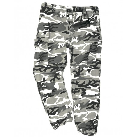 Военные тактические брюки BDU US (искусственно состаренные) Urban