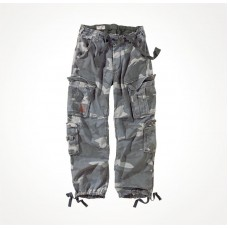 "Брюки ""SURPLUS AIRBORNE VINTAGE TROUSERS"" Washed Night Camo"