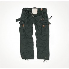 "Винтажные брюки ""SURPLUS PREMIUM VINTAGE TROUSERS"" Washed black"