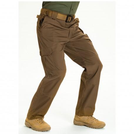 """Тактические военные брюки """"5.11 Tactical Taclite Pro Pants"""" Battle Brown"""