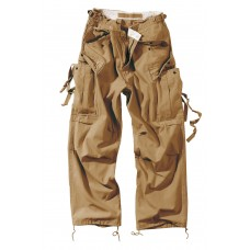 "Винтажные брюки ""SURPLUS VINTAGE FATIGUES TROUSERS"" Coyote"
