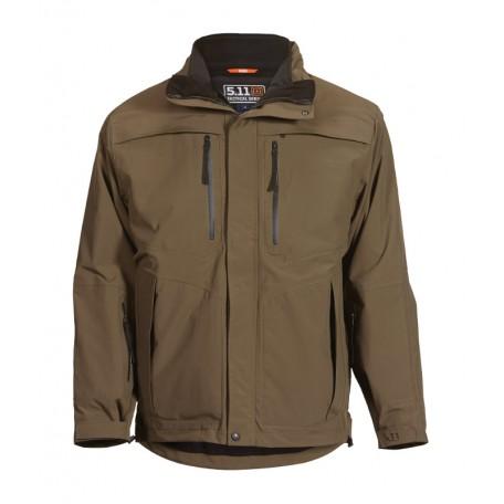 """Военная тактическая куртка """"5.11 Bristol Parka"""" Tundra"""